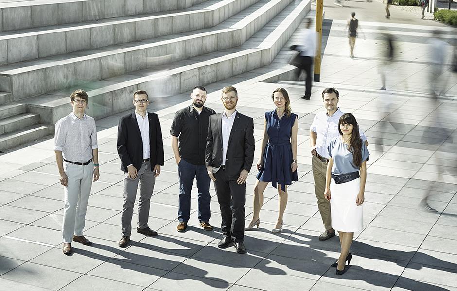 architekci - zespół A8 Architektura Warszawa
