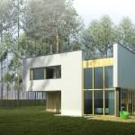 Dom w Konstancinie